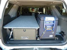 Toyota 4Runner camper conversions -  120 Platforms Forum