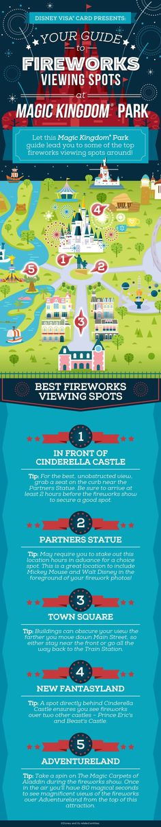 See some of the best 4th of July fireworks around at Walt Disney World®️️ Resort. This guide to fireworks viewing spots will help you score a prime spot to all the magic!