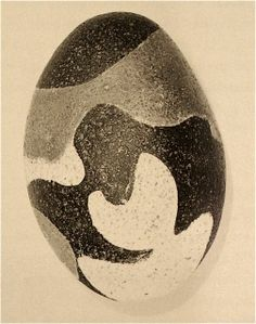 Max Ernst: Untitled (painted stone) 1935 by simonstahli Max Ernst, Pebble Painting, Stone Painting, Stone Sculpture, Garden Sculpture, Stone Gallery, Stone Carving, Great Artists, Painted Rocks
