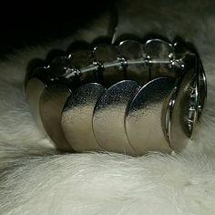 New bold elements bracelet Silver tone bracelet bold elements  Jewelry Bracelets
