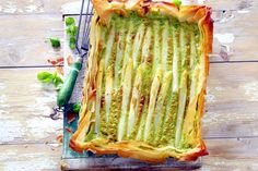 Deze hartige taart kun je zo op een feestje serveren, zo mooi ziet hij eruit - Recept- Allerhande