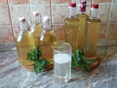Citromfű és mentaszörp Food And Drink, Jar, Drinks, Bottle, Home Decor, Drinking, Beverages, Decoration Home, Room Decor