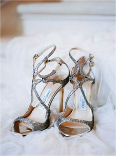 jimmy choo wedding shoes | Image by Giane Lima