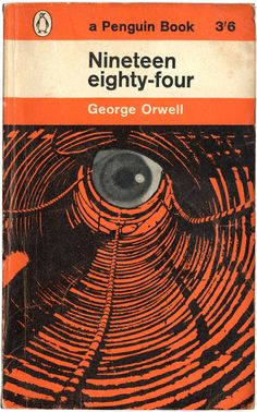 1984... the best book I ever read. Totally life altering experience.