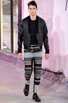3.1 Phillip Lim Fall 2013 Menswear Fashion Show Collection