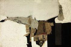 alberto burri | Alberto Burri (1915-1995) | Bianco | Impressionist & Modern Art ...