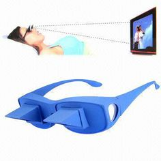 Innovative Product: Lie flat in bed & read or watch TV with these lazy glasses http://www.globalsources.com/gsol/I/Flashing-novelty/p/sm/1079901815.htm. See more #eyeglasses & #sunglasses at http://www.globalsources.com/gsol/I/Eyeglass-Sunglass-manufacturers/b/2000000003844/3000000150825/-1.htm.