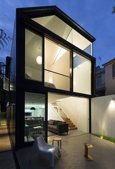 casa de diseño en Sydney | domusxl