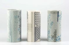 Alex Allday; ceramics.