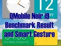 QMobile Noir Benchmark results , specification & Smart Gestures , newly introduced supported Quadcore smartphone by Qmobile Smartphone Reviews, Latest Phones