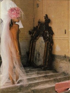 Vogue US 1985 photography by Deborah Turbeville