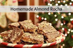 Homemade Almond Rocha Recipe