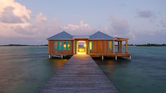 Cayo Espanto, Belize: The Best Water Villas In the World