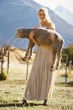Animal Kingdom: Our Favorite Creatures in Vogue — Vogue