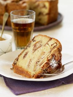 """This delicious cake has earned its designation as """"Best-Ever."""" You may not be able to stop with just once slice."""