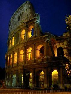 The Colesseum, Rome (Visited 2011)