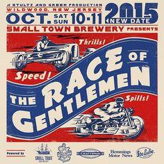 The Race of Gentlemen - 2015