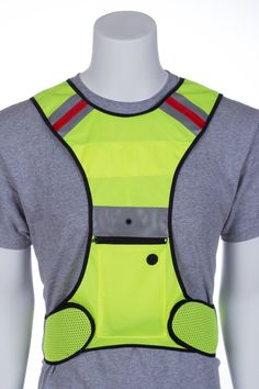 Our Runners and cyclists safety vest come in small db8ca7d21