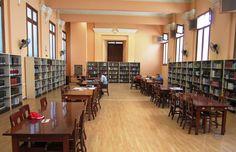 A Biblioteca Pública de Lima funciona no prédio que por mais de 190 anos abrigou a Biblioteca Nacional do Peru...