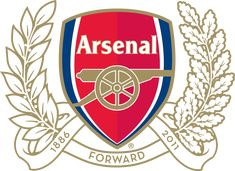 "Officially called ""the art deco crest"" by Arsenal FC Logo first created in was first used on kits in 1990 Arsenal Fc, Arsenal Football Club, Logo Arsenal, Arsenal Ladies, Arsenal Jersey, English Football Teams, European Football, Fa Community Shield, London Football"