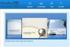Los mejores sitios para descargar plantillas PowerPoint gratis para usar en clase   Educación 3.0