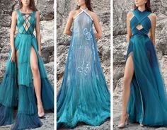 """whump-it: """"simplygrimly: """"evermore-fashion: """"""""Hassidriss 'Ashes' Spring 2019 Haute Couture Collection"""" """" idk why I thought of you…maybe i'm too tired…but look """" Ooh pretty pretty pretty. Dress Outfits, Fashion Dresses, Dress Up, Prom Dresses, Pretty Outfits, Pretty Dresses, Beautiful Dresses, Fantasy Gowns, Moda Boho"""