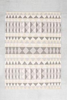 Assembly Home Geo Esra Rug - Urban Outfitters // 3x5 on sale for $40, 5x7 on sale for $100