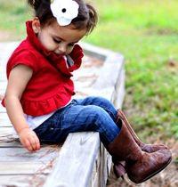 perfect little girl!