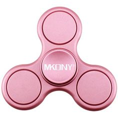 MKONY Scrub Surface Hands Fidget Spinner Toy Stress Reducer, Perfect for ADHD EDC, High Speed Spin 2-3 Min ** Visit the image link more details. (This is an affiliate link and I receive a commission for the sales)