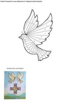 Iris Folding Patterns Free Printables