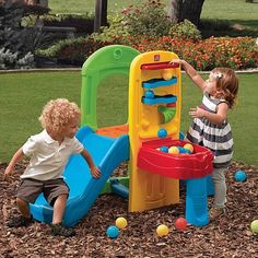 Play Ball Fun Climber by is a one of a kind climber with a ball drop, maze and ball pit. View and shop this kids climber now. Toddler Climbing Toys, Kids Outdoor Playground, Toddler Playground, Kids Climber, Multiplication For Kids, Outdoor Toys, Outdoor Playset, Outdoor Fun, Activities For Kids