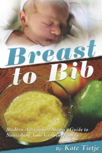 To Read:  Breast to Bib.  E-Book by Modern Alternative Mama.Do you want excellent nutrition for your baby and children? This book offers help with breastfeeding, discusses low milk supply and homemade formula options, how and when to introduce solids, and handling picky toddlers. You'll have 85 pages packed with information, including 27 healthy, family-friendly recipes!  Price: $8.95