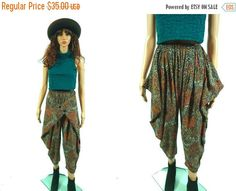 tempSALE 80's Avant Garde Pants Balloon by MirrorballBoutique