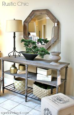 ideas about Contemporary Rustic Decor on Pinterest
