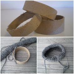 strikkede armbånd how to 1