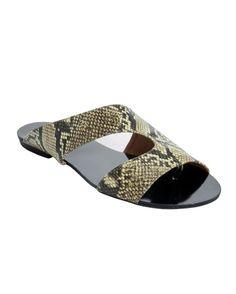RASTEIRA COBRA OFF WHITE |Bella Bella Shoes