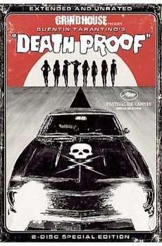 Grindhouse Presents: Death Proof - Oh my God, I just love Tarantino. He found the female Samuel L. Jackson in Tracie Thoms.