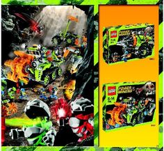 Power Miners - Thunder Driller  [Lego 8960]