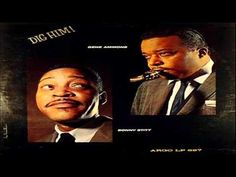 Gene Ammons - Sonny Stitt Quintet 1961 ~ New Blues Up And Down