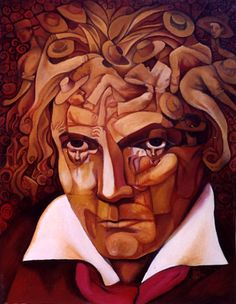 Beethoven by Paul N. Grech.