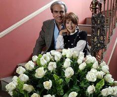 """Edith González y Lorenzo Lazo llenos de #amor celebraron hace algunos días su sexto #aniversario, ellos se unieron en #matrimonio en el 2010 y han demostrado cumplir los votos """"en la salud y el enfermedad"""" luchando juntos contra el cáncer de la actriz. ¡Felicidades a esta gran pareja! #anniversary"""