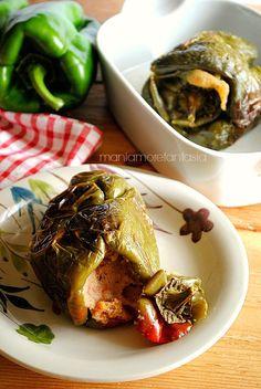 Tra i vari modi di preparare i peperoni ripieni, questo col pangrattato incontra il gusto di tutti. Provate anche voi cliccate il link e scoprite la ricetta