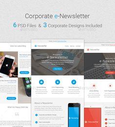 online newsletter templates free