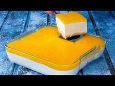 Zapomeňte na troubu! Úžasný recept, kterým překvapíte celou vaši rodinu | Cookrate - Czech - YouTube No Bake Desserts, Dessert Recipes, Dessert Drinks, Canapes, Trifle, Butter Dish, Cheesecakes, No Bake Cake, Great Recipes