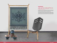 Strona z katalogu do wystawy w Chinach// Page from the inside of the #exhibition #catalogue .#ethnodesign #etnodizajn #folkinspired #homedeco