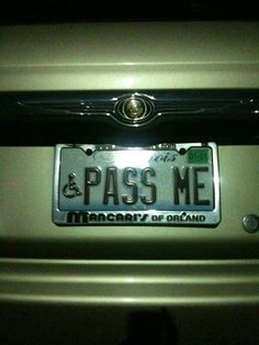 Funny License Plates CAR SICK Just A Good Quality License Plate - Car signs and namesideas name of car on wwwpeculiarpurlscom