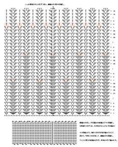 マーメイドブランケットの編み図、書けました~!ちょっと作り方が複雑なので、編み図だけでは分かっていただけないかも…文章での説明もなるべく詳しく載せますが、分からないところがあったら、お気軽にコメントくださいませ。ではでは