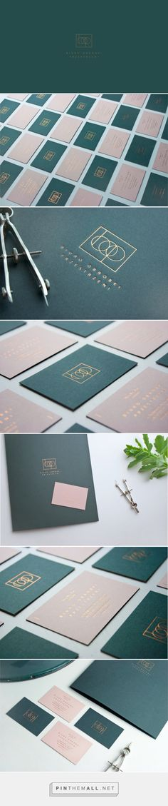 Biuro Obróbki Przestrzeni Architect Branding by Paulina Zbylut | Fivestar Branding Agency – Design and Branding Agency & Curated Inspiration Gallery
