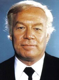 George Kennedy, actor  Off the Meter