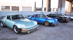 Magnus Walker, the Urban Outlaw, talks to XCAR about his passion for vintage Porsche 911 Turbos.